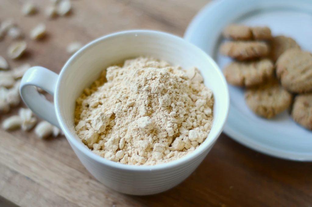 Vegan Protein: Peanut Flour(defatted)