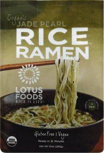 lotus foods vegan rice ramen